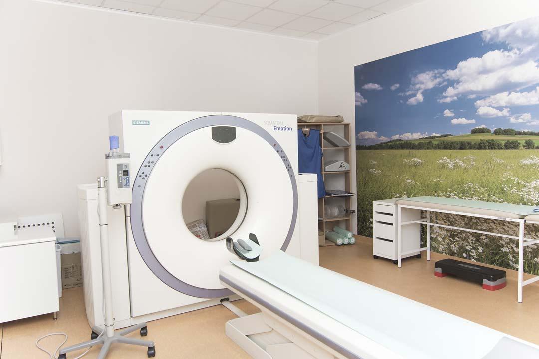 Tomograf w Wodzisławiu Śląskim
