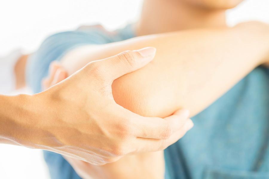 ból łokcia - reumatyzm